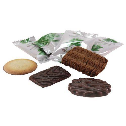Biscuits Puro Buenaventura Mix - 125 unités