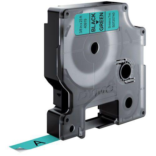 Cassette de ruban Dymo D1 - Largeur 9 mm