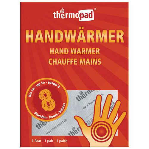 Thermopads pour mains 10 Paires
