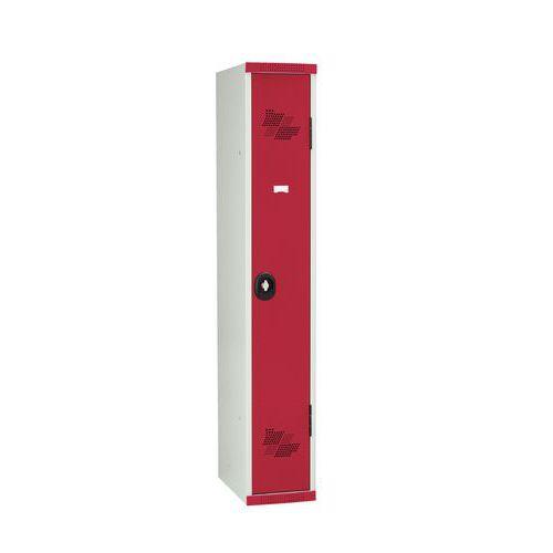Vestiaire Seamline Optimum® - Colonne largeur 300 mm - Sur socle