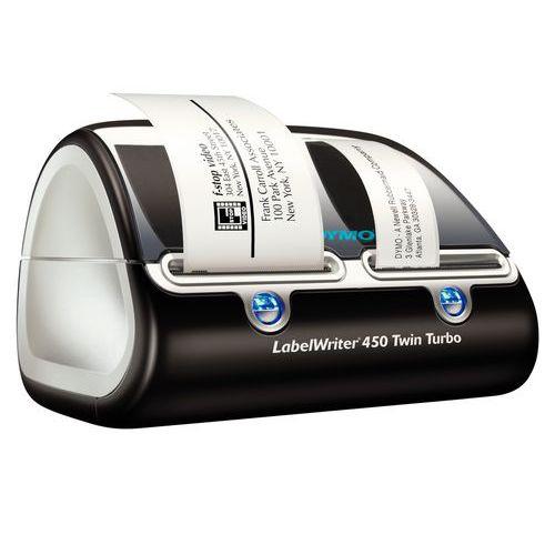 Imprimante d'étiquettes Dymo LabelWriter - 450 Twin Turbo