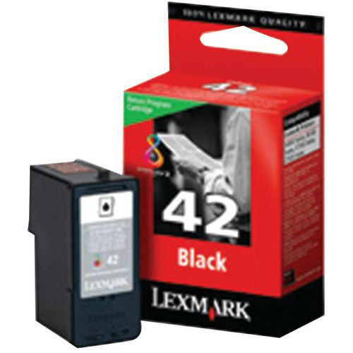 Cartouche d'encre  - N42 - Lexmark