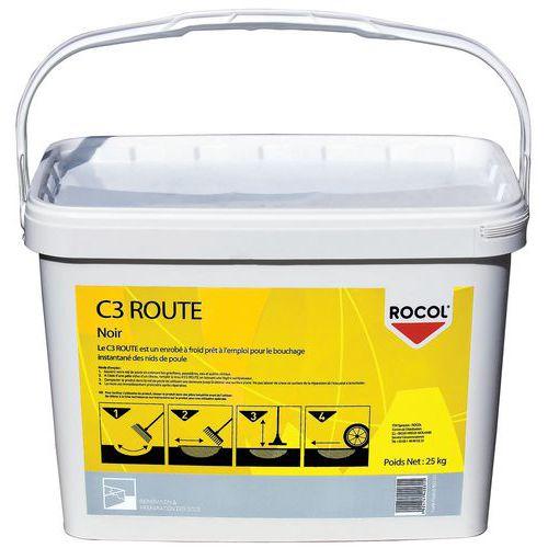 Enrobé à froid de rebouchage C3 Route - Rocol