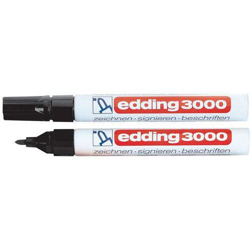 Marqueur Edding 3000