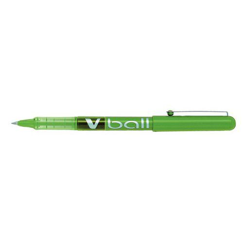 Stylo roller à capuchon Pilot V-Ball