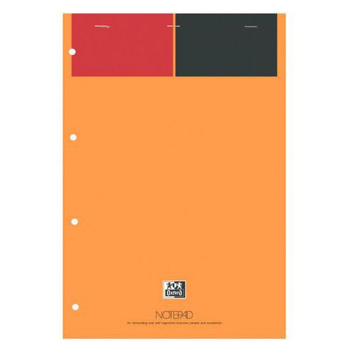 Bloc de bureau Oxford Notepad - Format A4