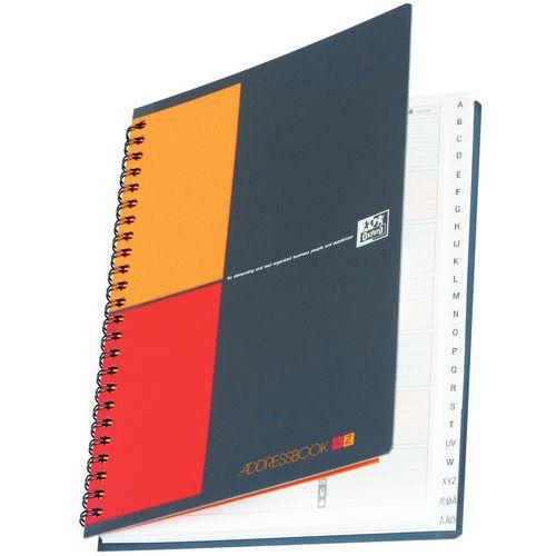 Répertoire téléphonique Oxford Adressbook - Format A5