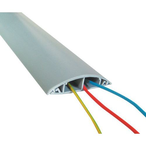 Passage de câbles en PVC