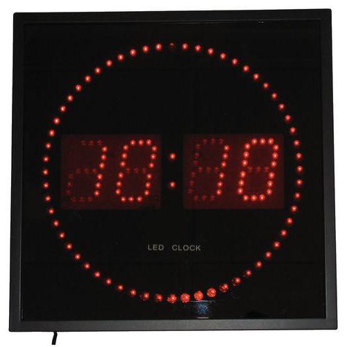 Horloge électrique LED