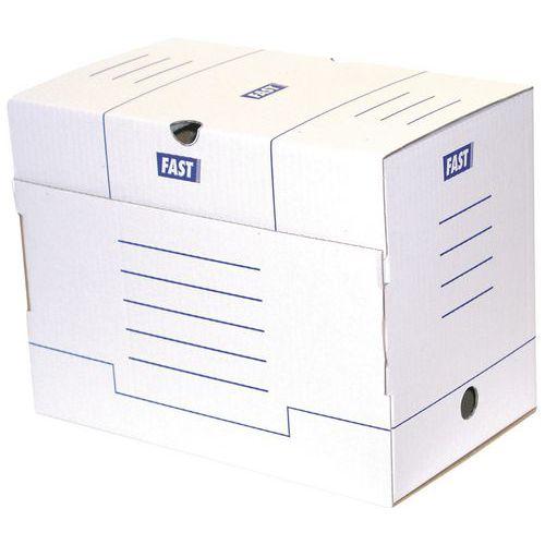 Boîte archives blanche