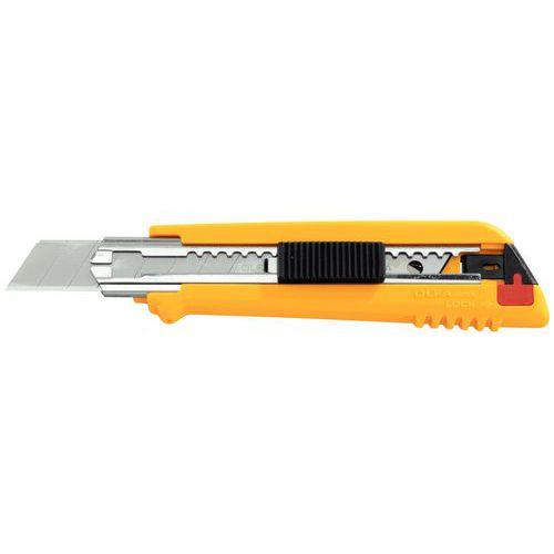 Cutter à chargement automatique - Lame largeur 18 mm