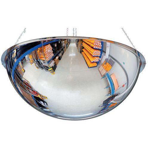 Miroir de sécurité sphère 180°