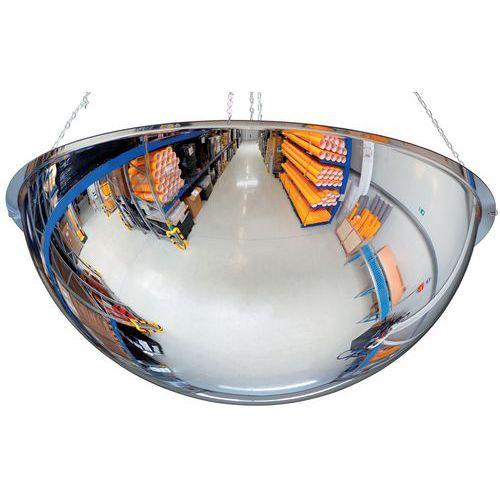 Miroir de sécurité sphère 90°