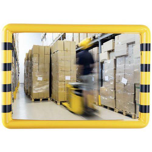 Miroir pour industrie transpo 180°