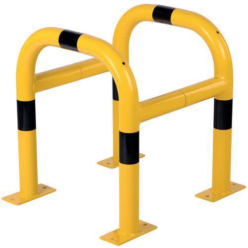 Protection de colonne acier