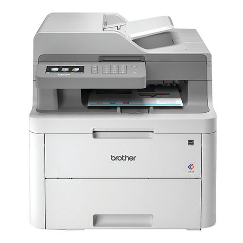 Imprimante multifonction DCP-L3550CDW - Brother