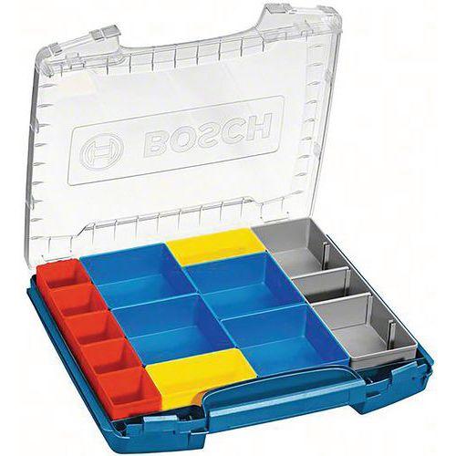 Coffret i-BOXX 53 avec 12 casiers couleur Bosch