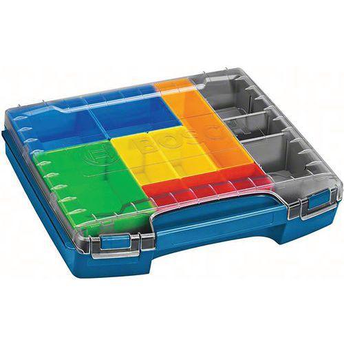 Coffret i-BOXX 72 avec 10 casires couleur Bosch