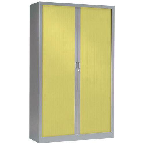 Armoire à rideaux couleurs haut 198 cm