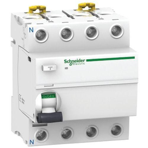Interrupteur différentiel 4P 63A 300mA type AC, ilD - Acti9