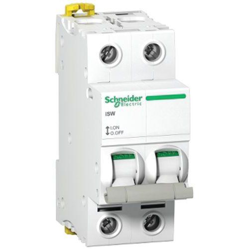 Interrupteur-sectionneur 2P 63A 415VAC, iSW - Acti9