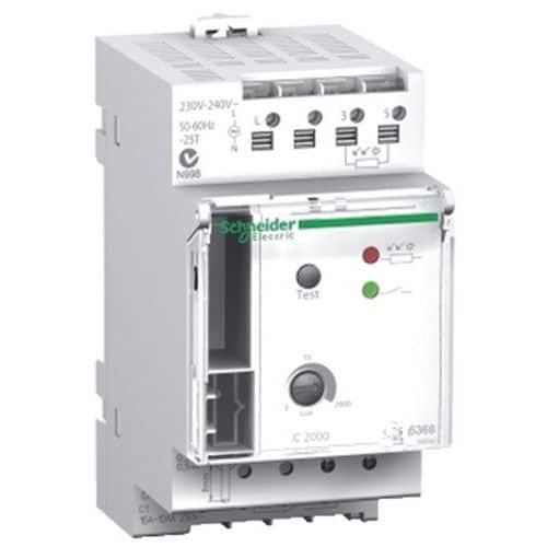 Interrupteur crépusculaire - 2..100 lux - Acti9 IC 2000