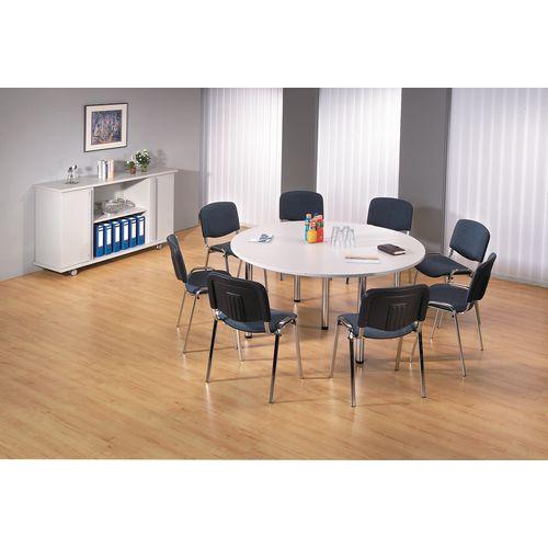 Table de réunion modulaire Combi-Module - Gris