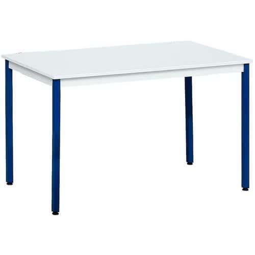 Table polyvalente Manutan - Largeur 140 cm