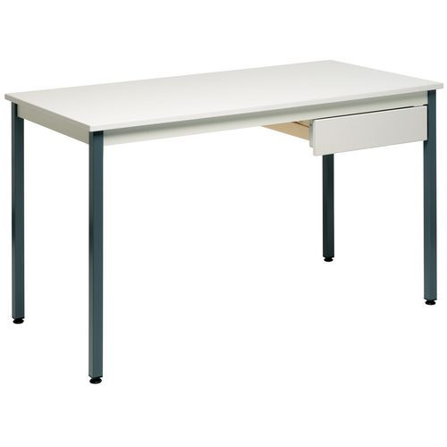 Table polyvalente Manutan - Largeur 150 cm