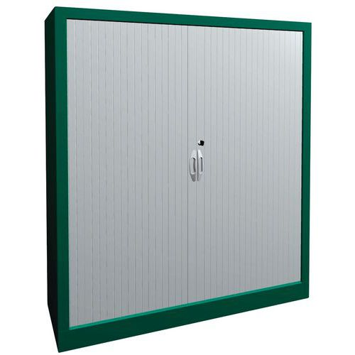 Armoire à rideaux largeur 120 hauteur 135 cm