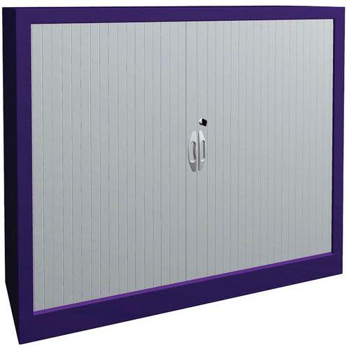 Armoire à rideaux largeur 120 hauteur 102 cm