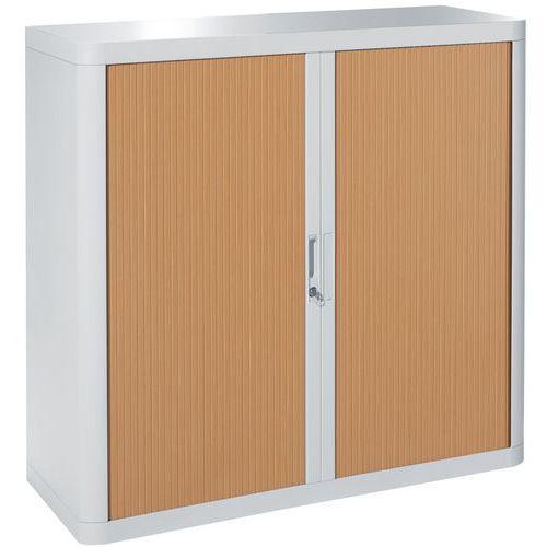 Armoire à rideaux en kit EasyOffice - Hauteur 104 cm