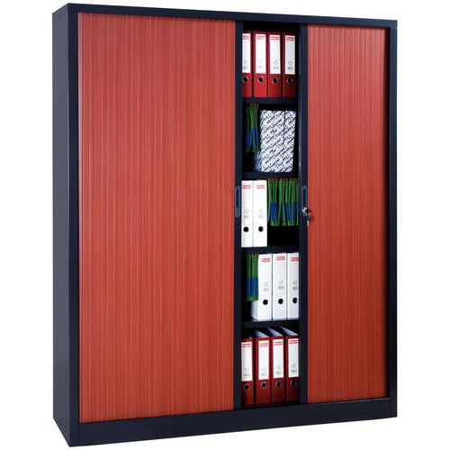 armoire rideaux extra large en kit largeur 180 cm. Black Bedroom Furniture Sets. Home Design Ideas