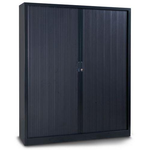 Armoire à rideaux extra large en kit - Largeur 160 cm