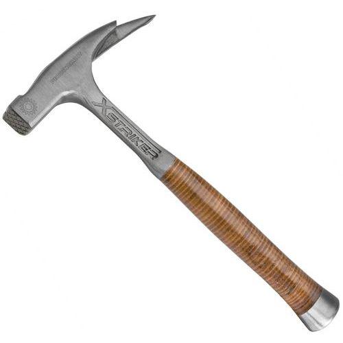 Marteau de charpentier X Striker One pièce manche cuir - Mob
