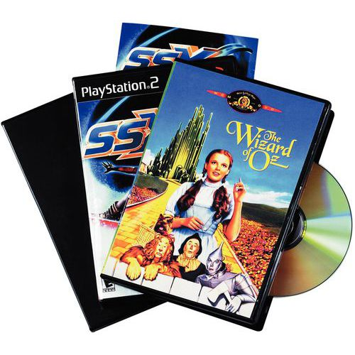 Boîtier DVD