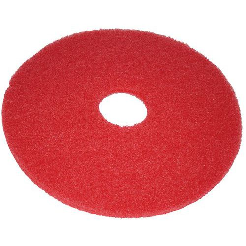Disque rouge pour autolaveuse RA 355 IBC Cleanfix