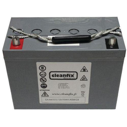 Batterie sans entretien 12v 95Ah pour Cleanfix