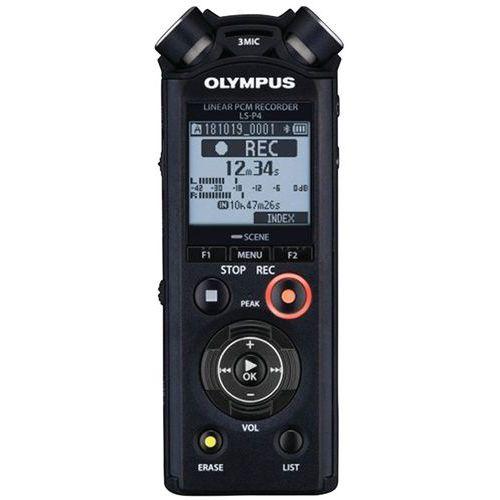 Studio d'enregistrement numérique LS-P4 8 Go OLYMPUS