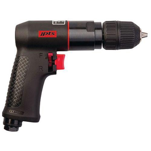 Perceuse revolver composite reversible mandrin auto 10mm