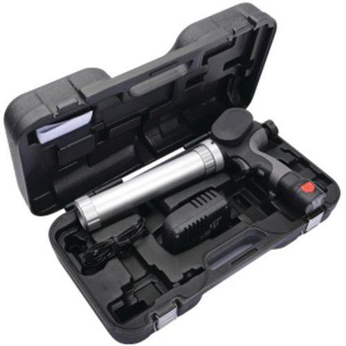 Coffret pistolet extrudeur sur batterie 10,8v-chargeur
