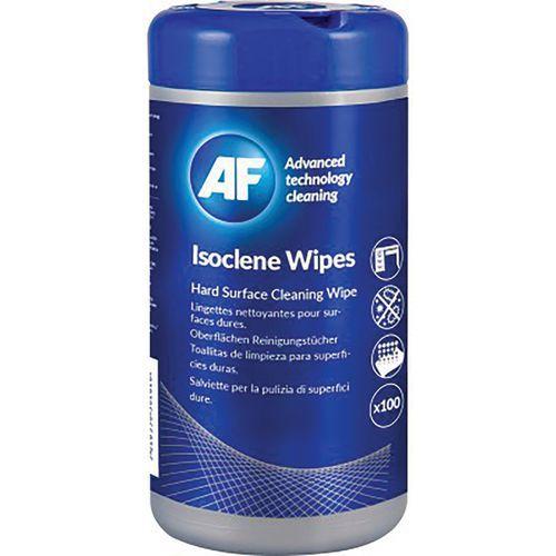Boîte de 100 lingettes antibactériennes multi surfaces AF