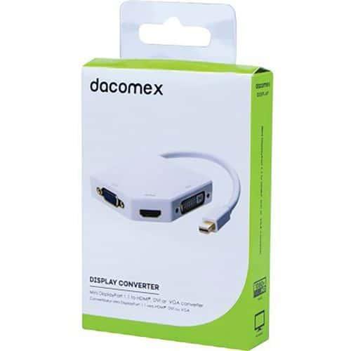 Convertisseur Mini DisplayPort 1.1 vers HDMI DACOMEX
