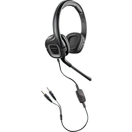Casque-Micro Stéréo AUDIO 355 Anti bruit Jack Plantronics