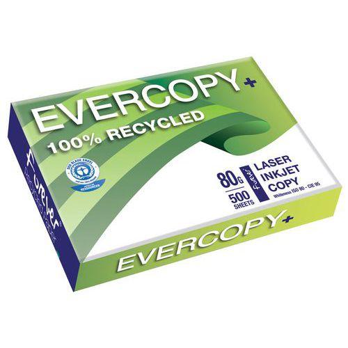 Papier recyclé Evercopy Plus
