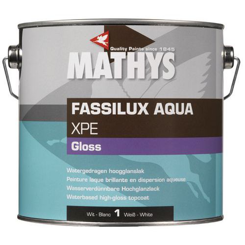 Laque de finition brillante en phase aqueuse - 2.5 L - Rust-Oleum