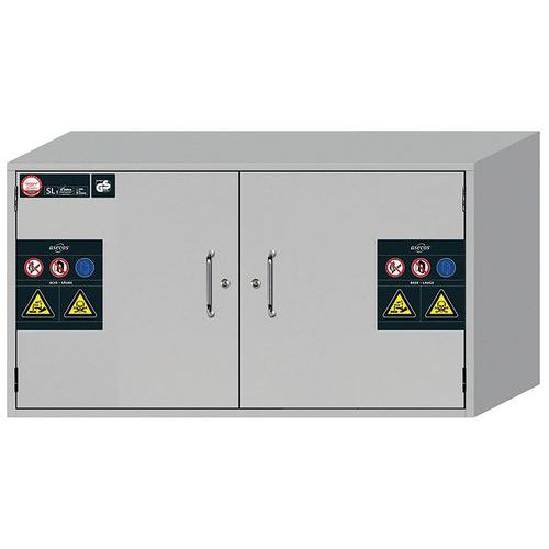 Armoire sous paillasse pour acids et bases SL-CLASSIC-UB_Asecos