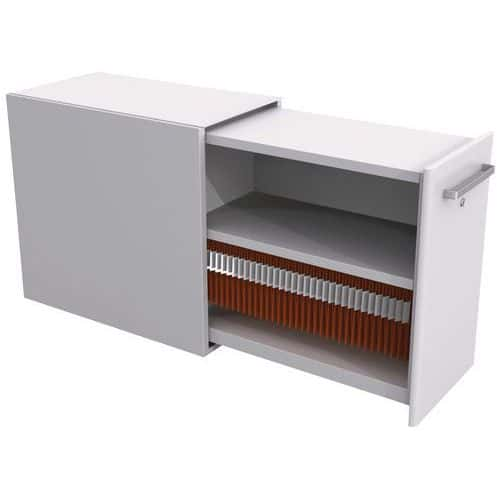 Armoire à tiroirs pour dossiers