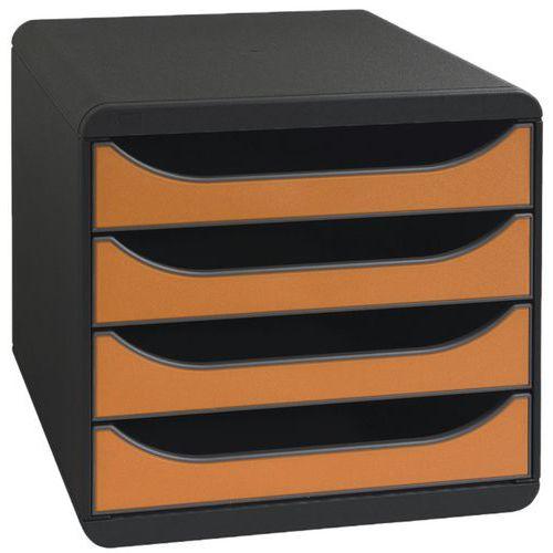Caisson individuel 4 tiroirs BIG-BOX