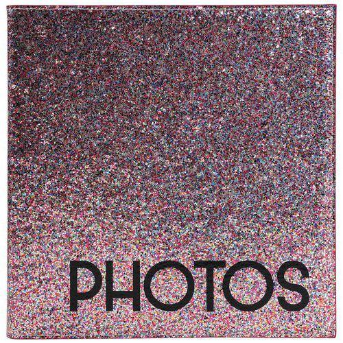 Album photos livre 30 pages noires - STRASS